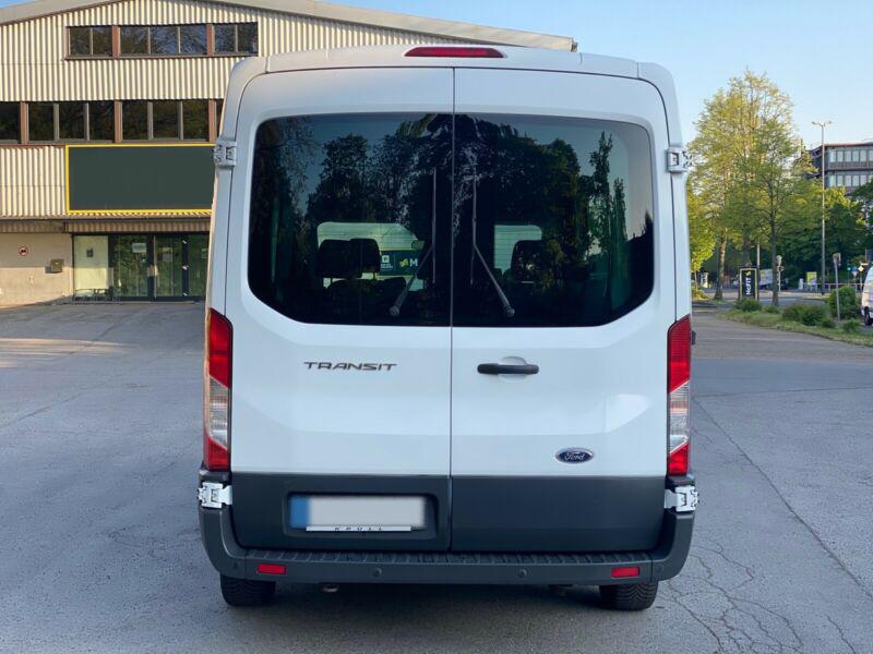 Půjčovna minibusů Olomouc